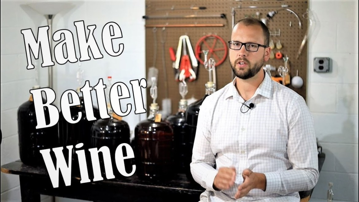 What to Watch for When Bulk Aging Wine