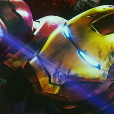STAMPA IRON MAN