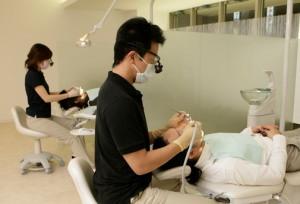豊中市上野西ますだ歯科医院では、虫歯や歯周病にせず、歯を守るための予防歯科に取り組んでいます。
