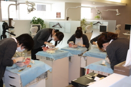 研修 歯科医院 実習