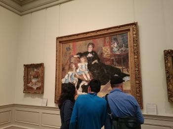 メトロポリタン美術館の絵画