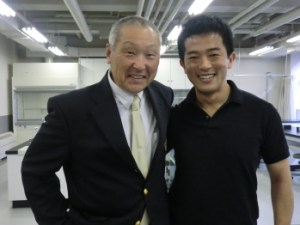 松田成俊先生