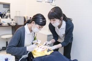 豊中市 歯科衛生士 予防歯科