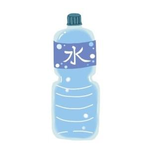 熱中症には水分補給を