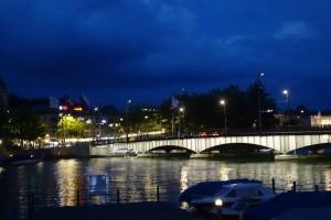 チューリッヒの夜景2