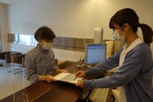 来院ごとの問診表 豊中市 ますだ歯科医院