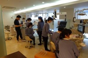 豊中市の歯医者 新型コロナ対策としての院内研修