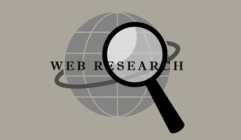Web Research Project