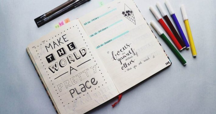 bullet journal - Girlpower: Das bedeutet Girl Power für uns