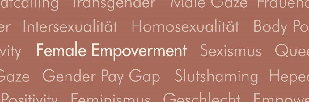 matabooks und female empowerment begriffe blog 1 - Begriffe Female Empowerment