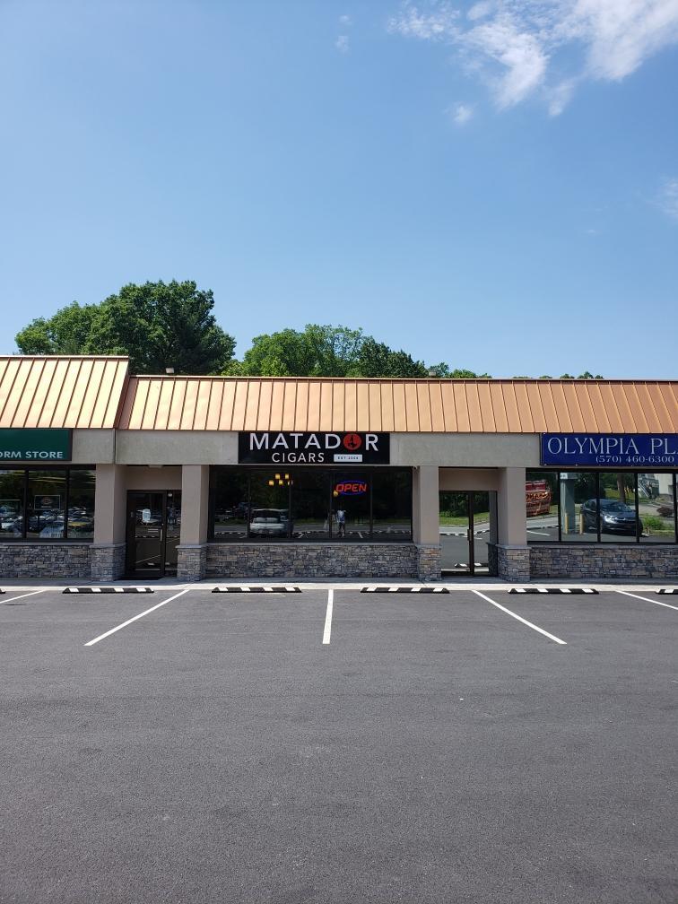 Matador Cigars Poconos Store Front