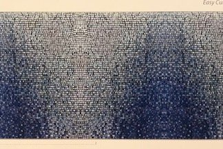 Tappeto Spongy Roll dis Mosaico