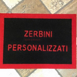 Zerbini Personalizzati Affreschi Tessili