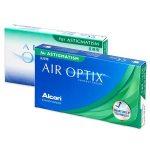 Φακοί επαφής Air Optix for Astigmatism για τον αστιγματισμό