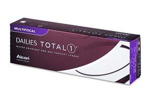 Φακοί επαφής Dailies TOTAL1 Multifocal