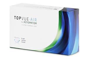 Φακοί επαφής TopVue Air for Astigmatism