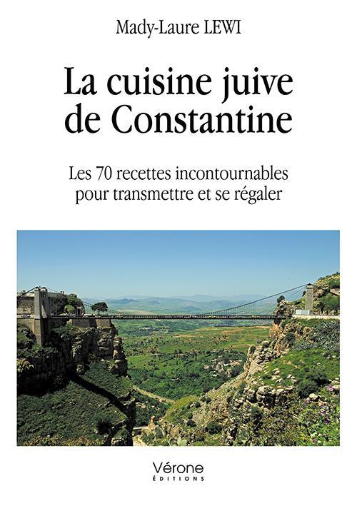 livre cuisine juive de constantine