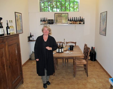 Vinsmakerommet