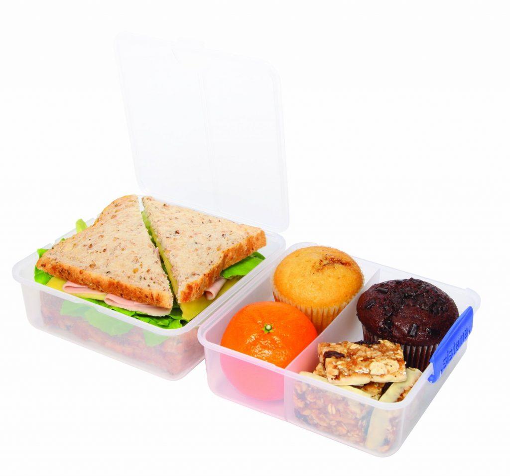 لانش بوكس 2017 - lunch box food