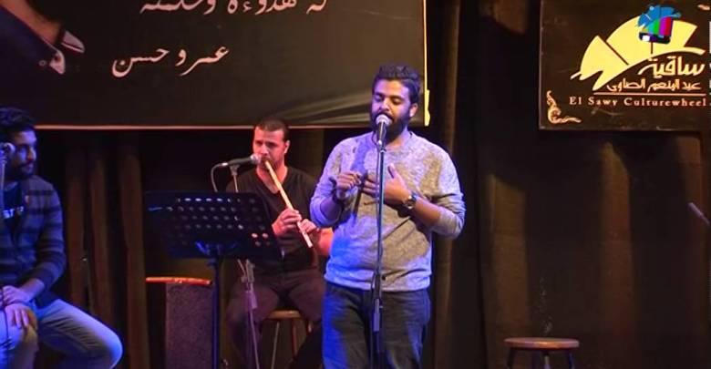 كلمات قصيدة الفراشة عمرو حسن