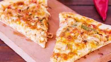 طريقة عمل بيتزا فاهيتا دجاج