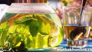 طريقة عمل الشاي الأخضر للتخسيس قبل النوم