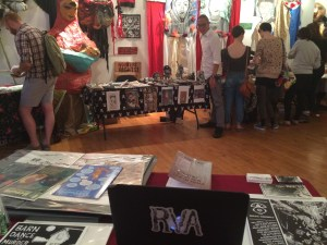 Richmond's foremost indie creators convened at the second Annual Sink/Swim Press Comic Expo on October 17th