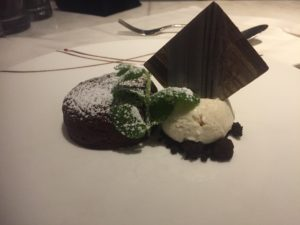My chocolate torte