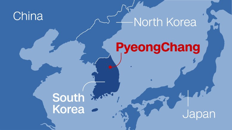 Pyeongchang 2018 Everything You Need To Know About The Upcoming
