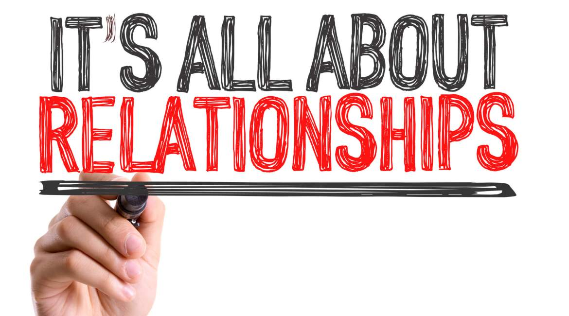 line between dating and relationship