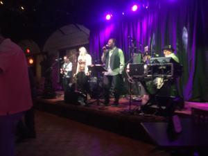 Band at The Crescent Moon