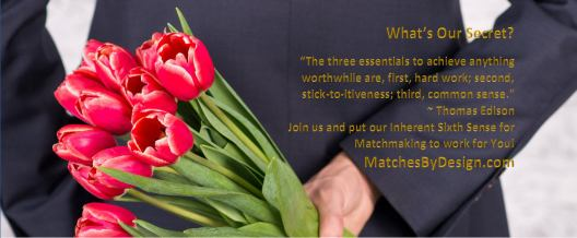 What's Our Secret? Matches By Design®