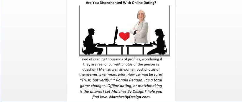 Date With Confidence - Matches By Design®