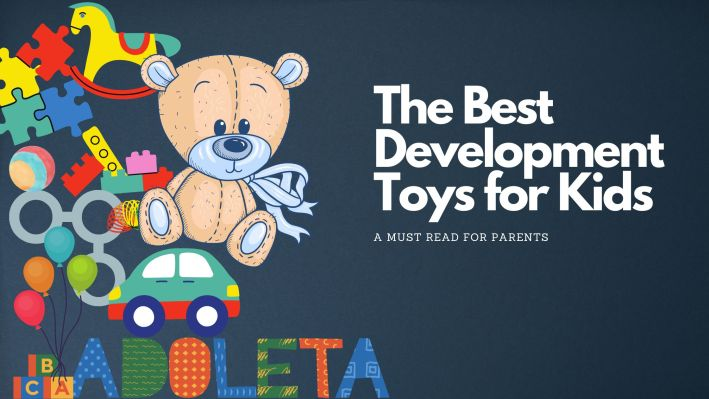 Best Development Toys for Kids