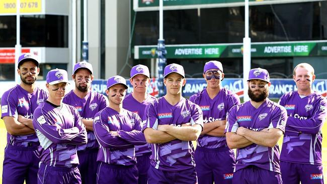 Hobart Hurricanes Team Squad Players List KFC BBL 2015-16