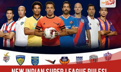 ISL 2015 Schedule Indian Super League 2015 Fixtures Time Table