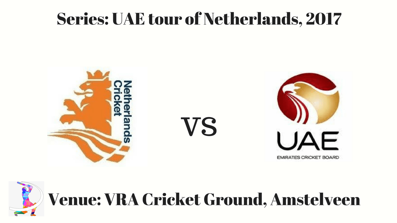 Netherlands vs United Arab Emirates Ball By Ball Today Match Prediction