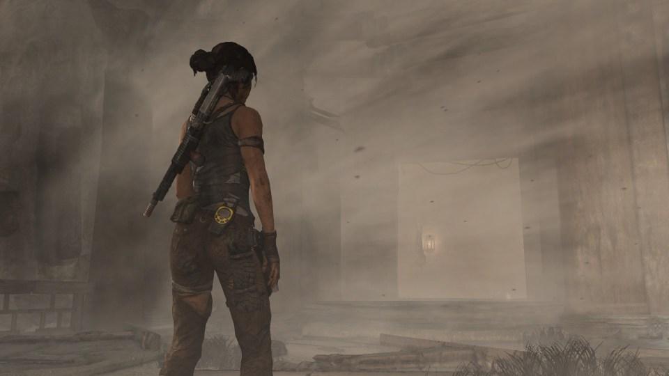 Tomb Raider haze