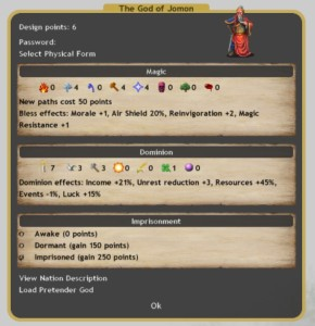 What's new in Dominions 4: Thrones of Ascension (1/3)