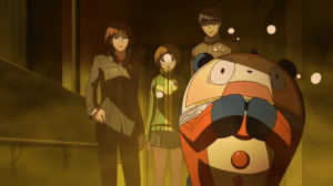 Persona 4 Anime - Our Heroes
