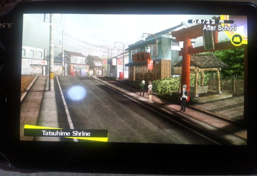 Persona 4 Vita Shopping District N edited