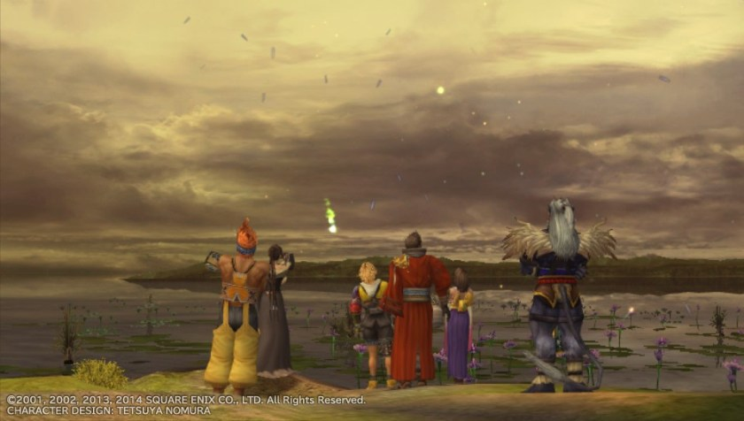 FFX Landscape Moonflow