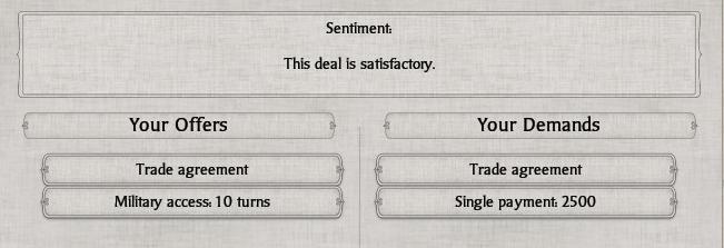 S2 satisfactory trade deal