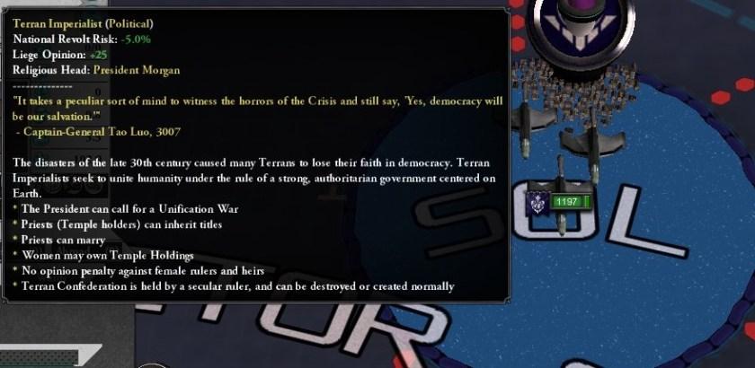 COTC - Terran Imperialism