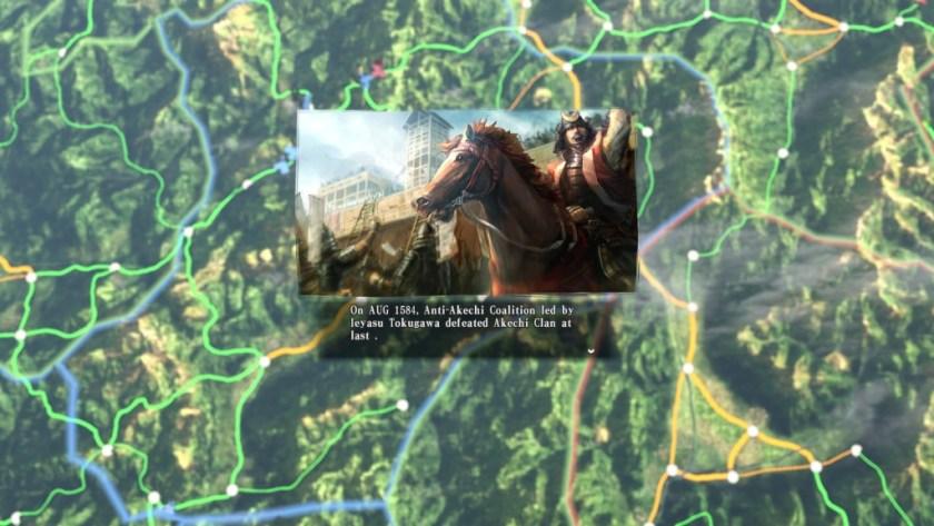 Nobunagas Ambition - Coalition Destroyed Akechi