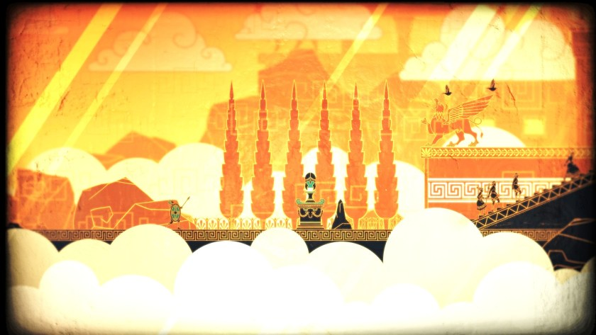 Apotheon - graphics