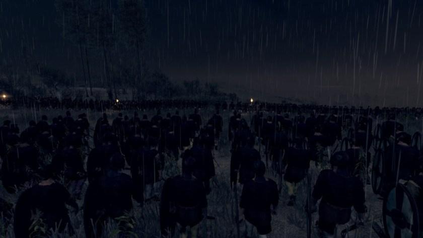 Attila - ERE at night