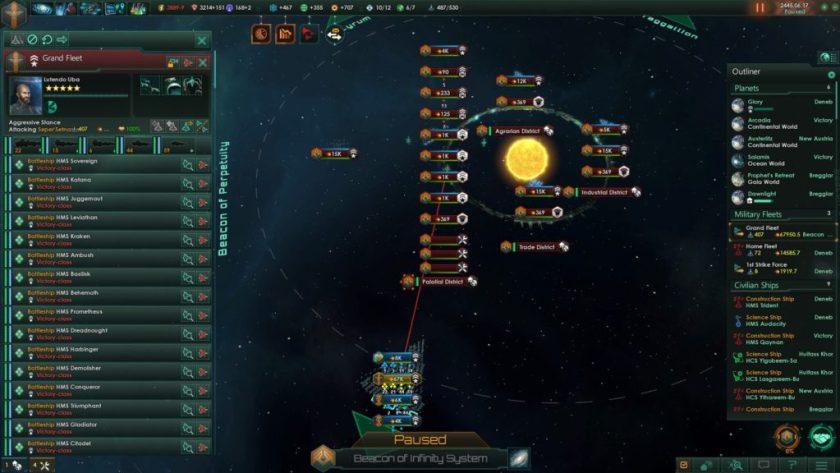 Stellaris grand fleet 2