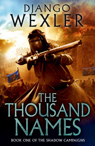 The Thousand Names UK cover