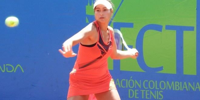 HERAZO SIGUE INVICTA EN FINALES ITF